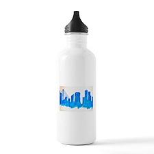 Cute Watercolor Sports Water Bottle