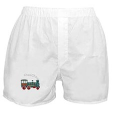 Choo Choo Train Boxer Shorts