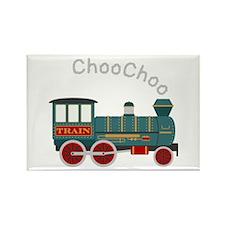Choo Choo Train Magnets