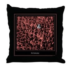 Be That Guy Throw Pillow