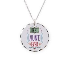 Best Aunt Ever Necklace
