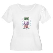 Best Aunt Eve T-Shirt