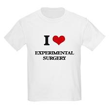 I love Experimental Surgery T-Shirt