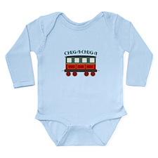 Chug A Train Body Suit