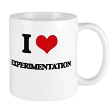 I love Experimentation Mugs