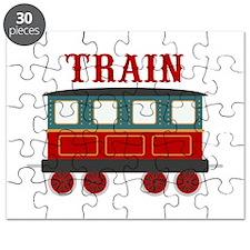 Train Car Puzzle