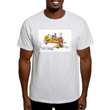 Nice Landing Light T-Shirt