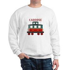 Train Caboose Sweatshirt