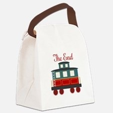 The End Canvas Lunch Bag