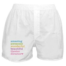 Theater Director Boxer Shorts