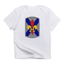 256th Infantry Brigade.png Infant T-Shirt