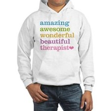 Awesome Therapist Jumper Hoody
