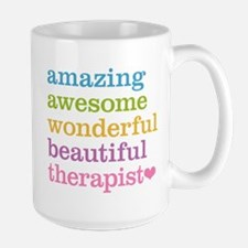 Awesome Therapist Mug