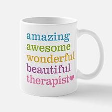 Awesome Therapist Mug