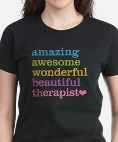 Awesome Therapist Tee