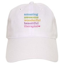 Awesome Therapist Baseball Cap