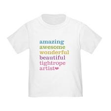 Tightrope Artis T-Shirt