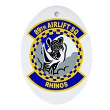 89_airlift_sq.png Ornament (Oval)