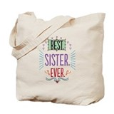 Sister Regular Canvas Tote Bag