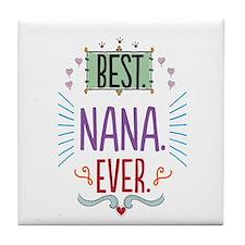 Nana Tile Coaster