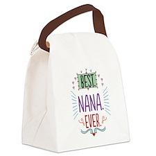 Nana Canvas Lunch Bag