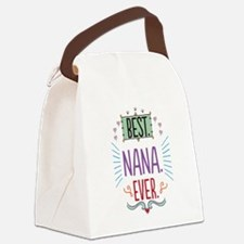 Nana Canvas Lunch Bag