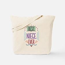 Niece Tote Bag