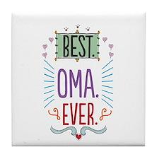 Oma Tile Coaster