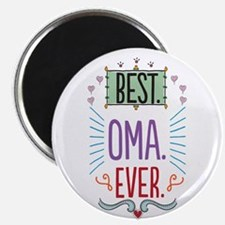 Oma Magnet