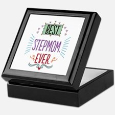 Stepmom Keepsake Box