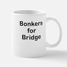 Bonkers For Bridge Mugs