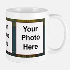 Laing Tartan 3 Photo Mugs