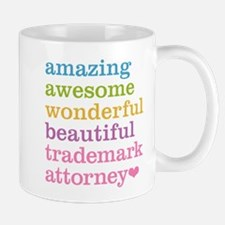 Trademark Attorney Mugs