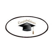 Congratulations Cap Patches