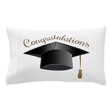 Congratulations Cap Pillow Case