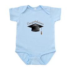 Congratulations Cap Body Suit