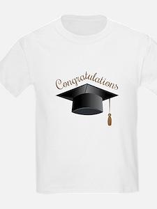 Congratulations Cap T-Shirt
