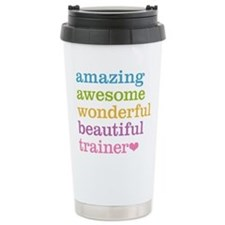 Awesome Trainer Thermos Mug