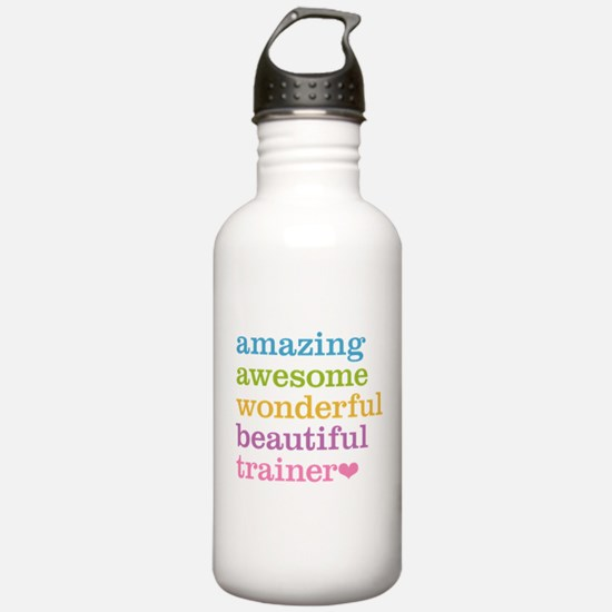 Awesome Trainer Water Bottle