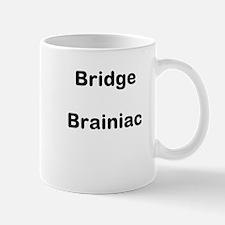 Bridge Brainiac Mugs
