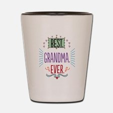Grandma Shot Glass