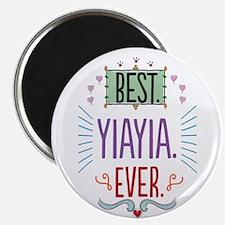 Yiayia Magnet