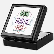 Auntie Keepsake Box