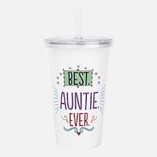 Auntie Acrylic Double-wall Tumbler
