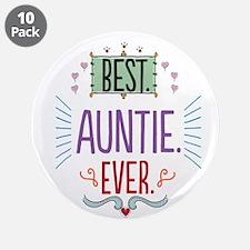 "Auntie 3.5"" Button (10 pack)"