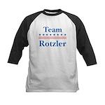 Team Rotzler Kids Baseball Jersey