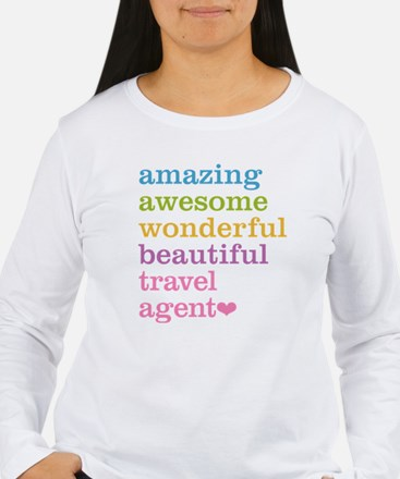 Travel Agent Long Sleeve T-Shirt
