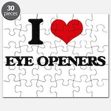 I love Eye Openers Puzzle