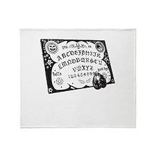 Ouija Throw Blanket