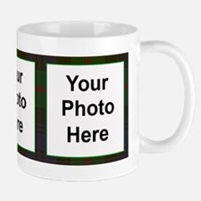 Murray Tartan Photo Mug